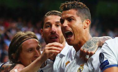 Ronaldo i rekordeve: Më shumë gola se i gjithë ekipi i Atleticos në LK dhe i pari që shënon 50 gola në fazat e eliminimit direkt