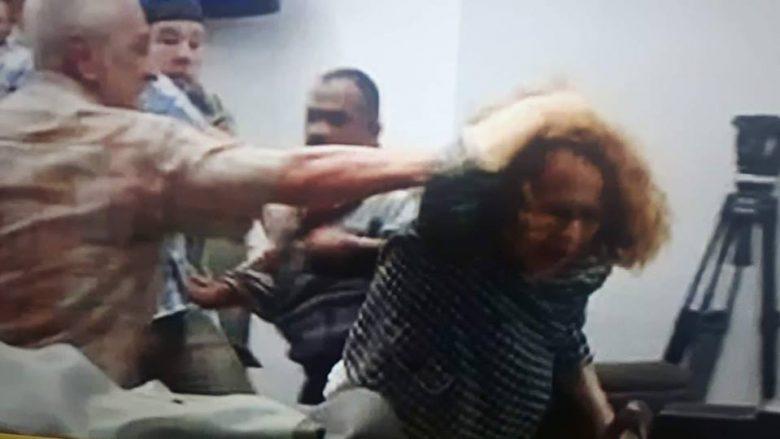 Katër vite burg për plakun që kapi për floke Sheqerinskën