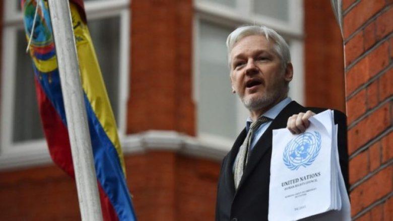 Suedia heq dorë nga aktakuza ndaj Julian Assange