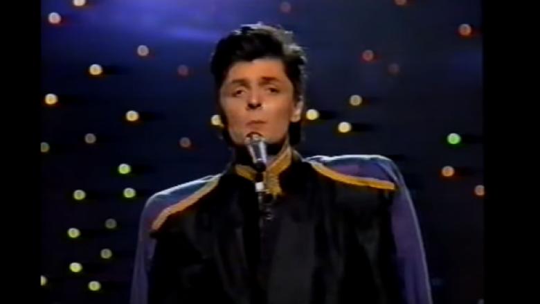 Kur Armend Rexhepagiqi provonte fatin për Jugosllavinë në Eurovizion (Video)