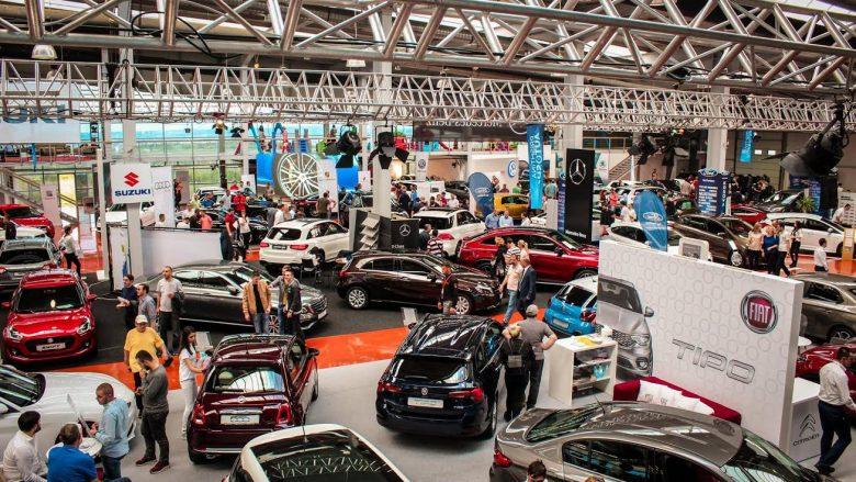 'Prishtina International Autoshow' u përmbyll me sukses shumë të madh