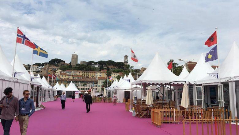 Hapet pavijoni i Kosovës në tregun e filmit në festivalin e Cannes