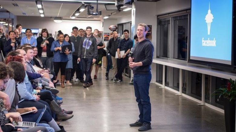Facebook tani ka 1.9 miliardë përdorues