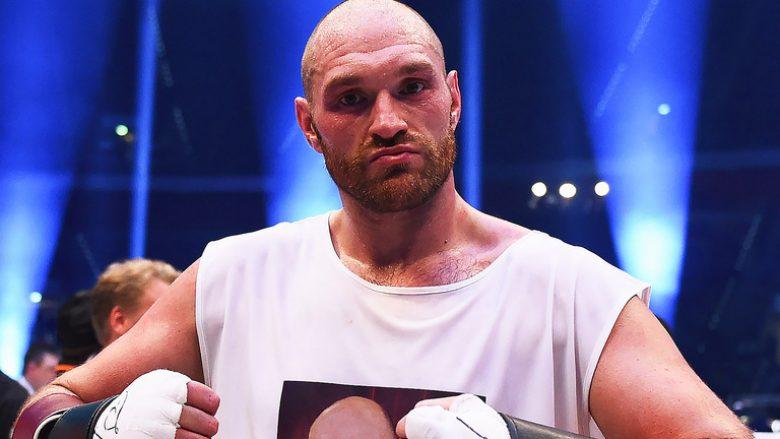 Fati i karrierës prej boksieri për Tyson Furyn mësohet shumë shpejt