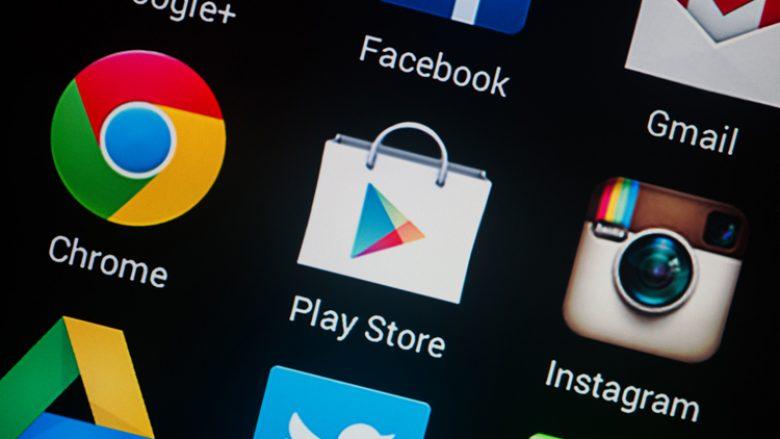 Mbi 82 miliardë aplikacione janë shkarkuar nga Google