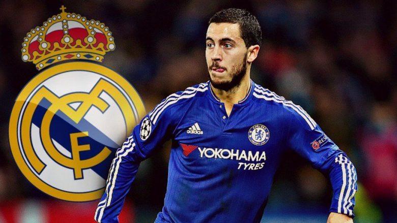 Chelsea i ofron kontratë faranoike Hazardit për të shmangur Realin