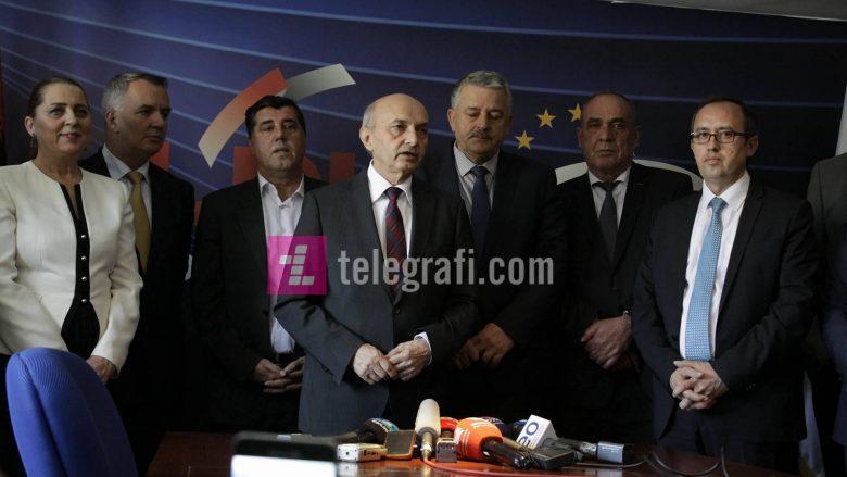 Ripërsërit LDK-ja: S'ka asnjë mundësi koalicioni me PAN