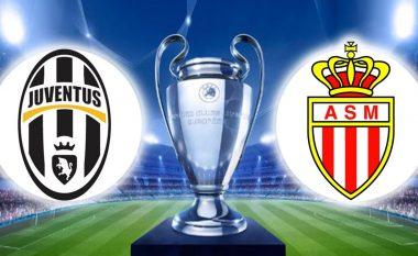 Juve me një këmbë në finale, Monaco kërkon mrekullinë – formacionet zyrtare
