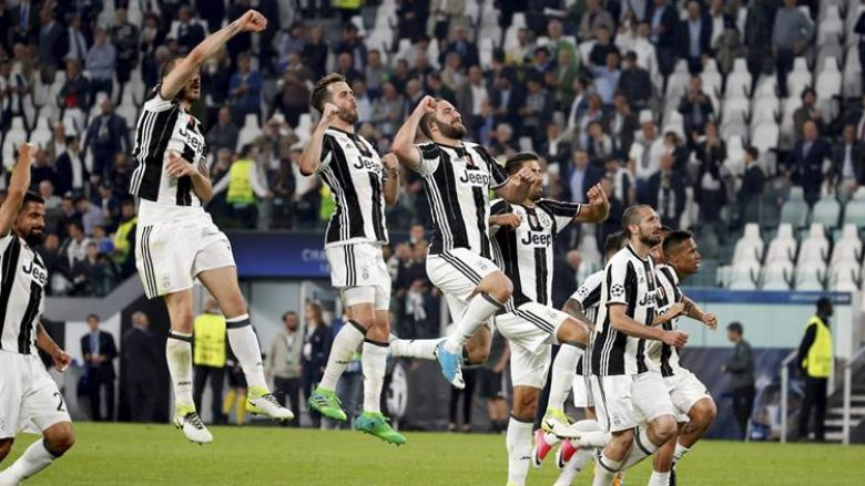 Renditja e UEFA-s, Juventusi mbi Real Madridin (Foto)