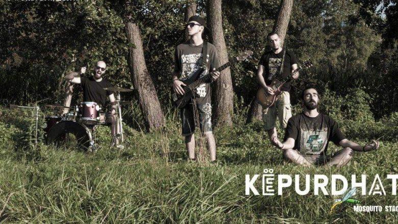 """Grupi tetovar Kërpudhat shpërblehen me çmim në """"The Akademia Music Awards"""" në L.A (Foto/Video)"""