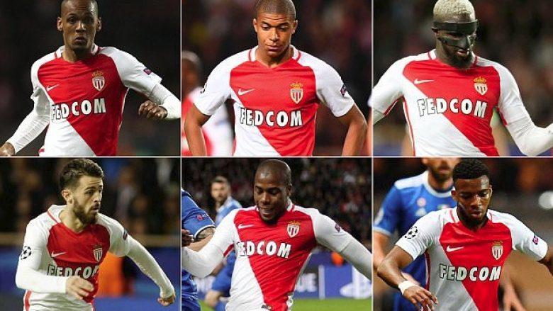 Shumë klube ishin në vëzhgim të talentëve të Monacos, por si u paraqitën ata përballë Juvetusit- kush dështoi e kush shkëlqeu (Foto)