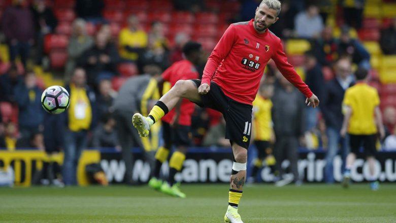 Behrami luan ndeshjen e fundit në Angli