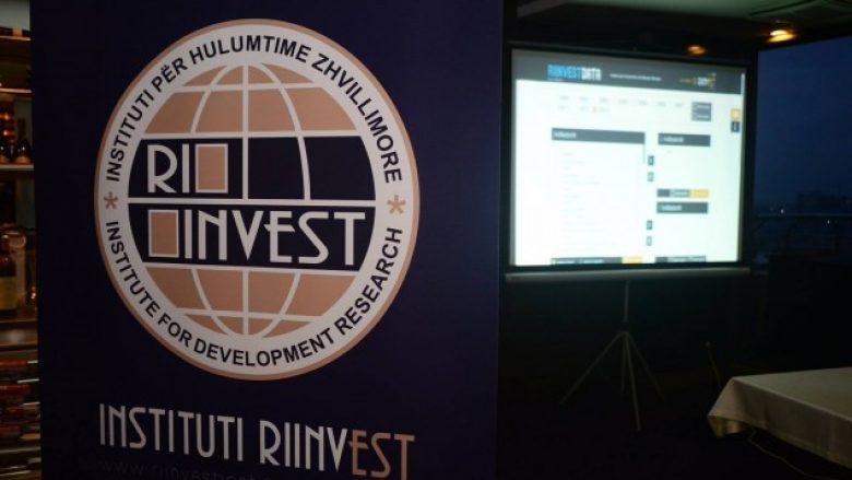 Riinvest prezanton raporton për ambientin biznesor në Kosovë
