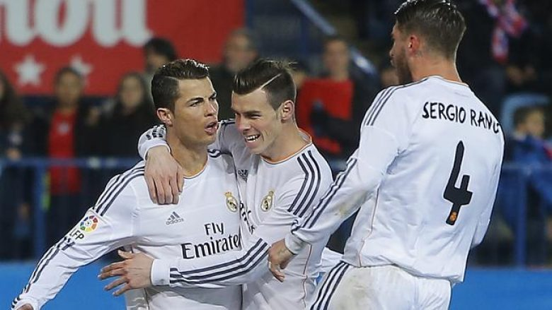 Ronaldo dhe Ramos nuk e duan Balen në finalen e Ligës së Kampionëve!