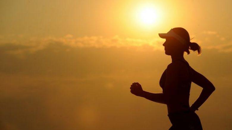 Vrapimi e përmirëson kujtesën dhe e mbron trurin nga stresi