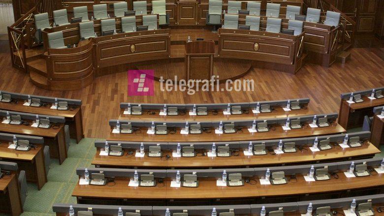 Të mërkurën seanca për konstituimin e Kuvendit?