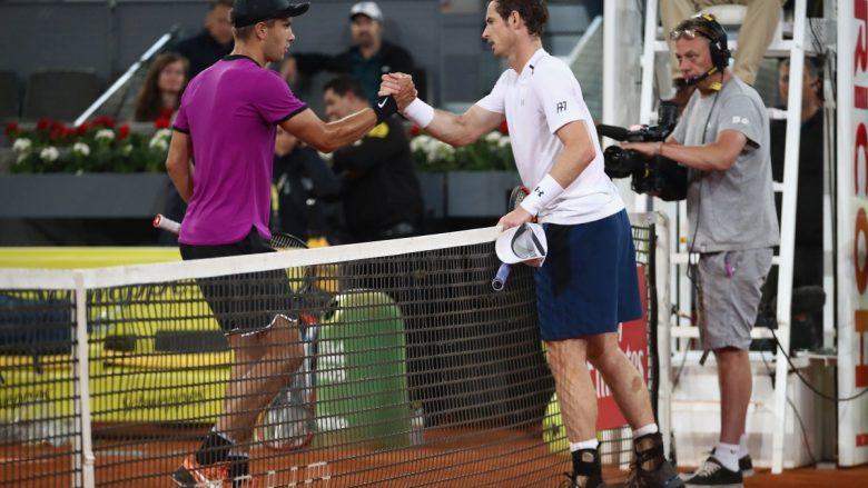 Sensacionale! Kroati 20-vjeçar turpëron Andy Murrayn (Foto/Video)