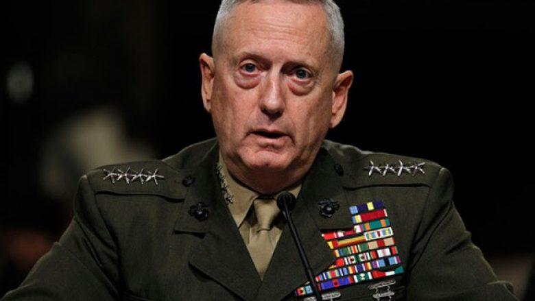 Mattis: Do t'i shkatërrojmë pjesëtarët e ISIS-it