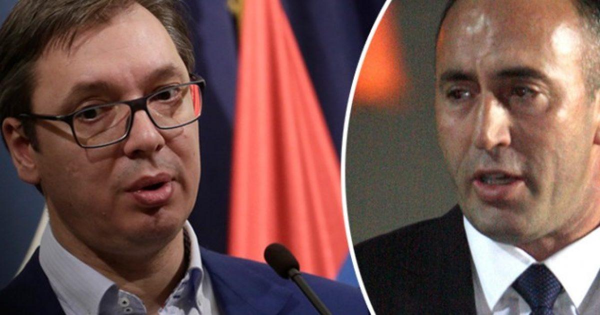 Haradinaj i përfgjigjet Vuçqit: S'kemi pse ta sulmojmë veriun, por nëse vini aty na gjeni