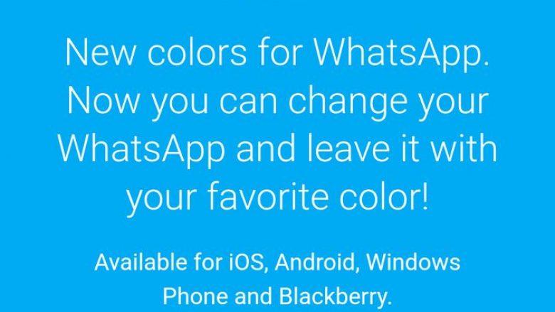 Kujdes, shfaqet versioni i rrejshëm i WhatsApp