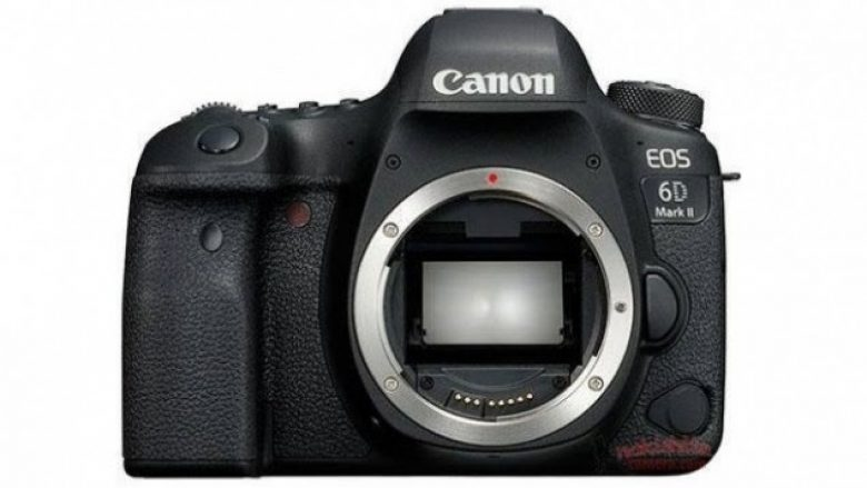 Canon sjell fotoaparatin e ri (Foto)