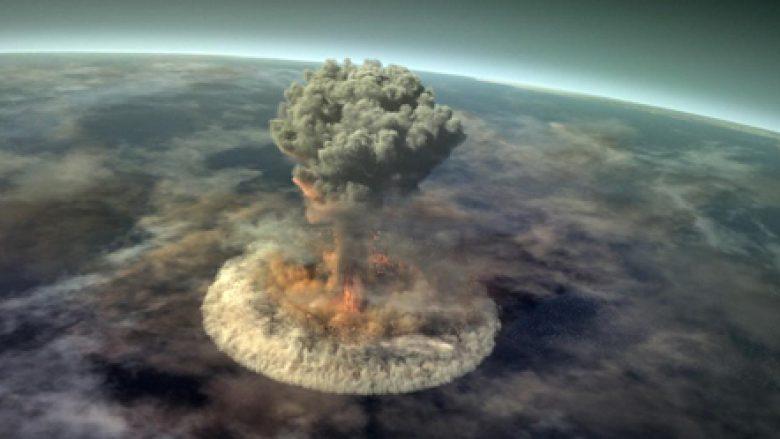 Asteroidi do godasë tokën e do zhdukë njerëzimin