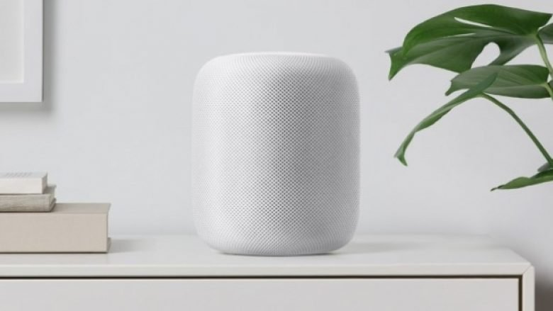 Apple sjell altoparlantin HomePod (video)
