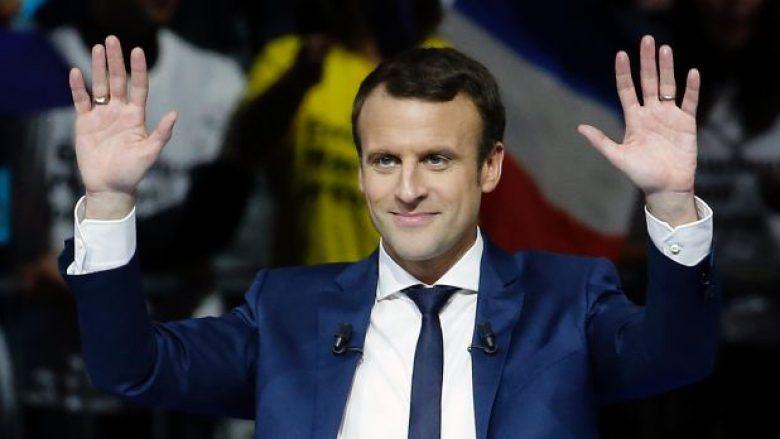 Zgjedhjet në Francë, Presidenti Macron fiton shumicën