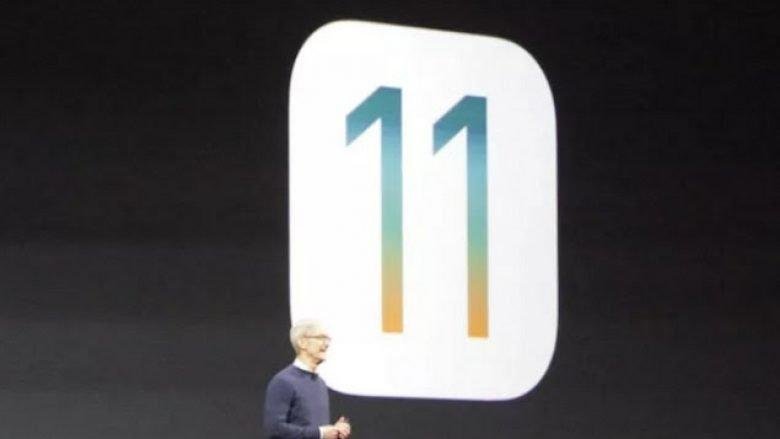 Prezantohet iOS 11