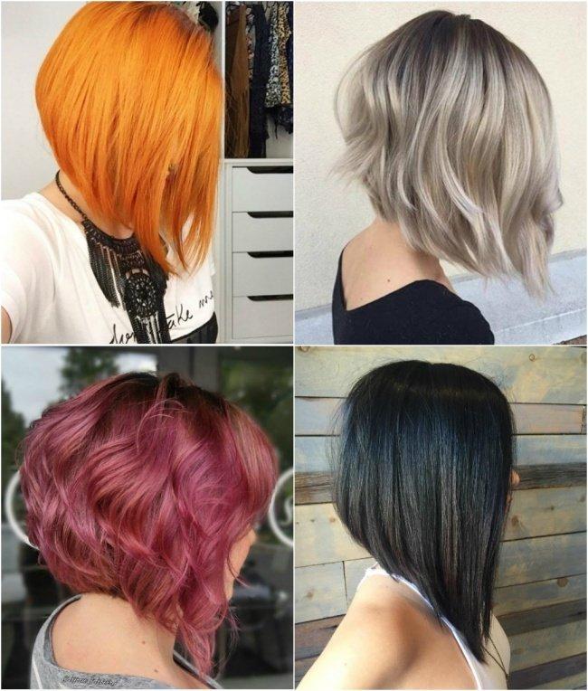 Stilet Më Të Bukura Për Flokë Të Shkurtra Foto Telegrafi