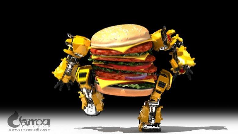 Roboti që shërben 400 hamburgera për orë do t'i lë të rinjtë jashtë punës