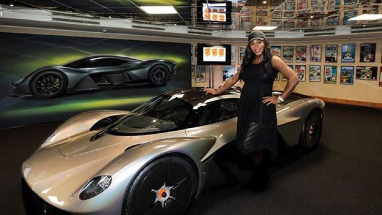 Kështu duket Aston Martin Valkyrie  (Foto)
