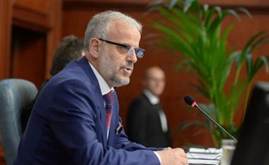 Xhaferi: Përgjegjësia për arratisjen e mundshme të Veljanoskit do të jetë tek Gjykata