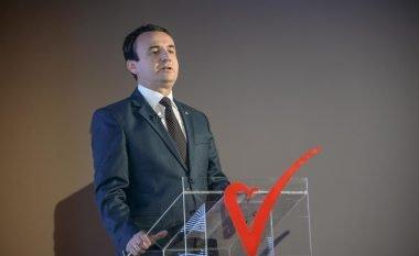 Kurti në Prishtinë: Votojeni Shpendin sepse ai ka krahë, e krahë duhet të ketë edhe Prishtina