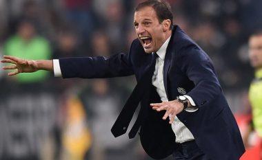 Allegri: Conte është trajner i madh