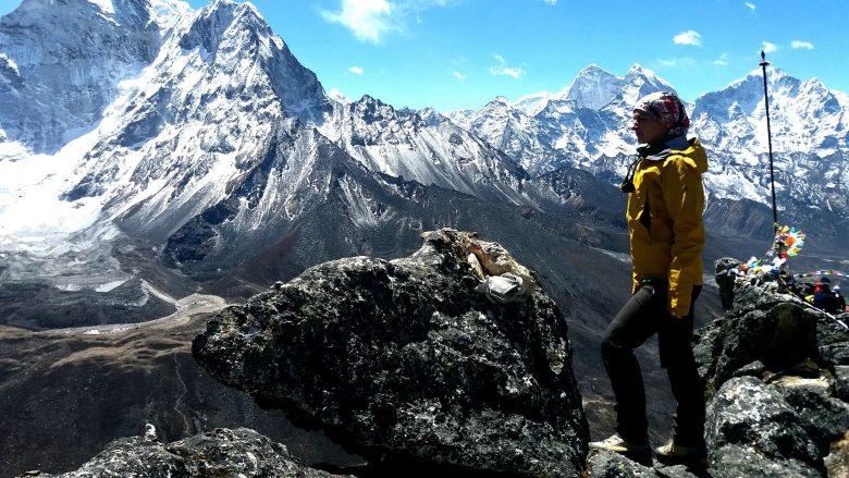 Arineta, rrugëve qiellore të Himalajeve: Guximi nga i cili të ndalet fryma