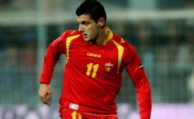 Beqiraj shënon gol të bukur për Malin e Zi (Video)