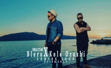 """Premierë: """"Jar Na Na"""" një hit veror, Blero flet rreth bashkëpunimit të ri me Kolë Oroshin dhe angazhimet për verën 2017 (Video)"""