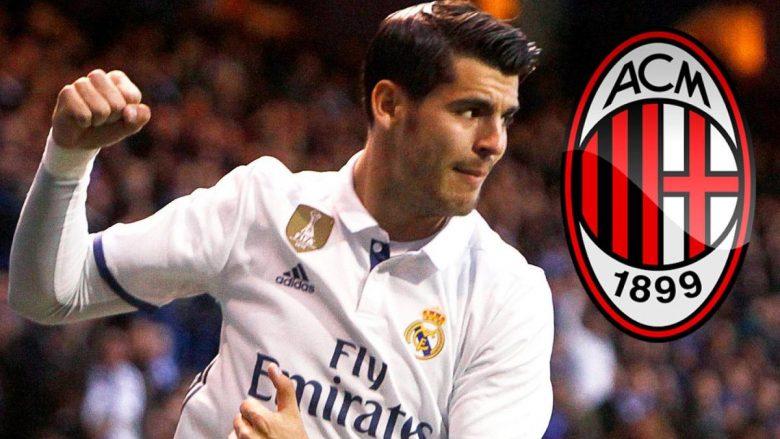 Kush mund ta ndalë Milanin? Afër transferimit edhe Alvaro Morata!