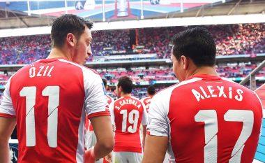 Wenger: Sanchez dhe Ozil mund të largohen që në janar