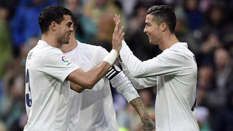 Pepe e fton Ronaldon t'i bashkohet te PSG