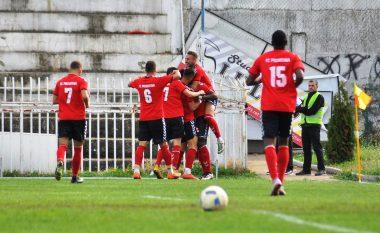 Prishtina luan me fanella te kuqe kundër Norrkopingut (Foto)