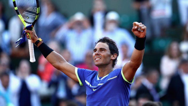 French Open: Nadal fiton 'La Deciman' (Video)