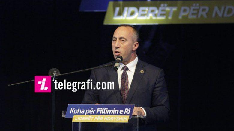 Haradinaj: Kosova do të bëhet dhe do ta ketë Qeverinë e saj – shpejt!