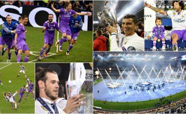 UEFA zgjedh 18-shen më të mirë të sezonit në Ligën e Kampionëve (Foto)
