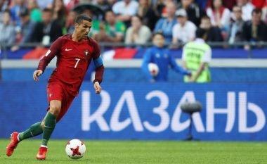 Ronaldo 'vulos' largimin, refuzon të dalë në konferencë pas ndeshjes me Meksikën