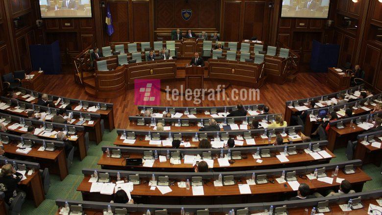 Vetëvendosje urgjentisht kërkon thirrjen e seancës konstituive në Kuvend