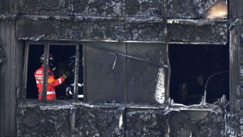 Rritet numri i viktimave nga djegia e ndërtesës në Londër