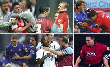 Dhjetë 'djemtë e këqij' të Ligës Premier – Nga Suarez që kafshoi e deri te Erik Cantona që e rrahu tifozin (Foto)