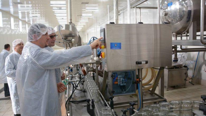 Përurohet linja e re përpunuese e perimeve Eurofood